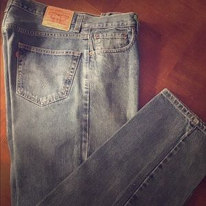 Levi's 505 Relax Fit Jeans